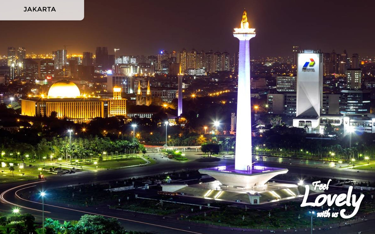 4D3N JAKARTA TOUR AND SHOPPING