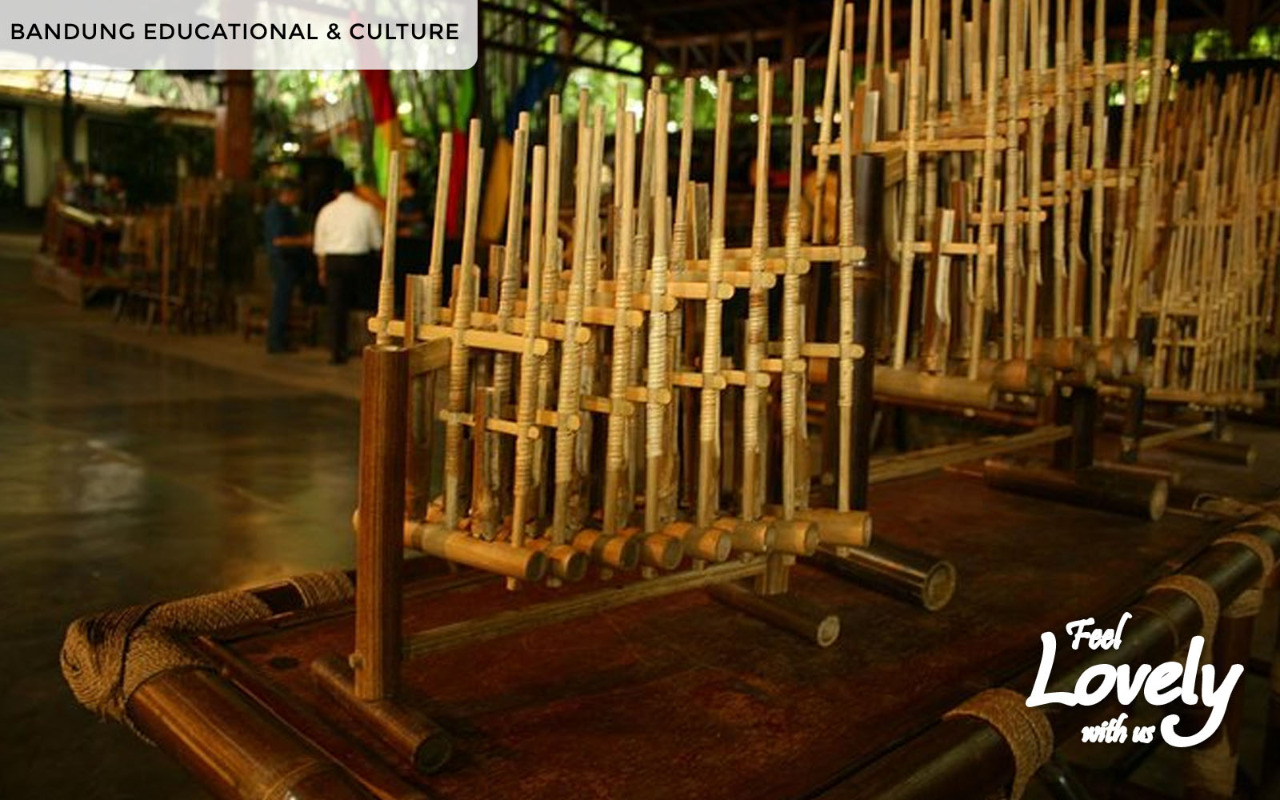 3D2N BANDUNG EDUCATIONAL AND CULTURE
