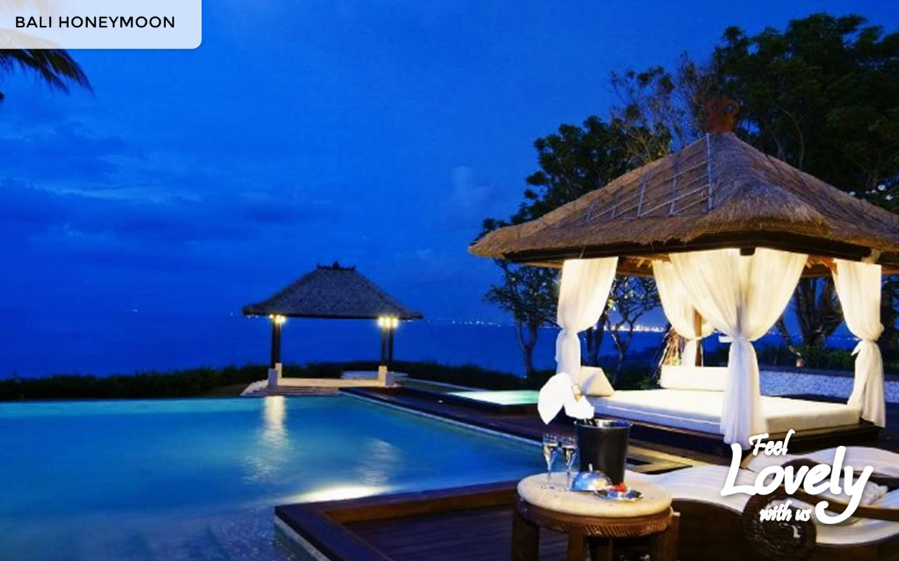 4D3N BALI HONEYMOON