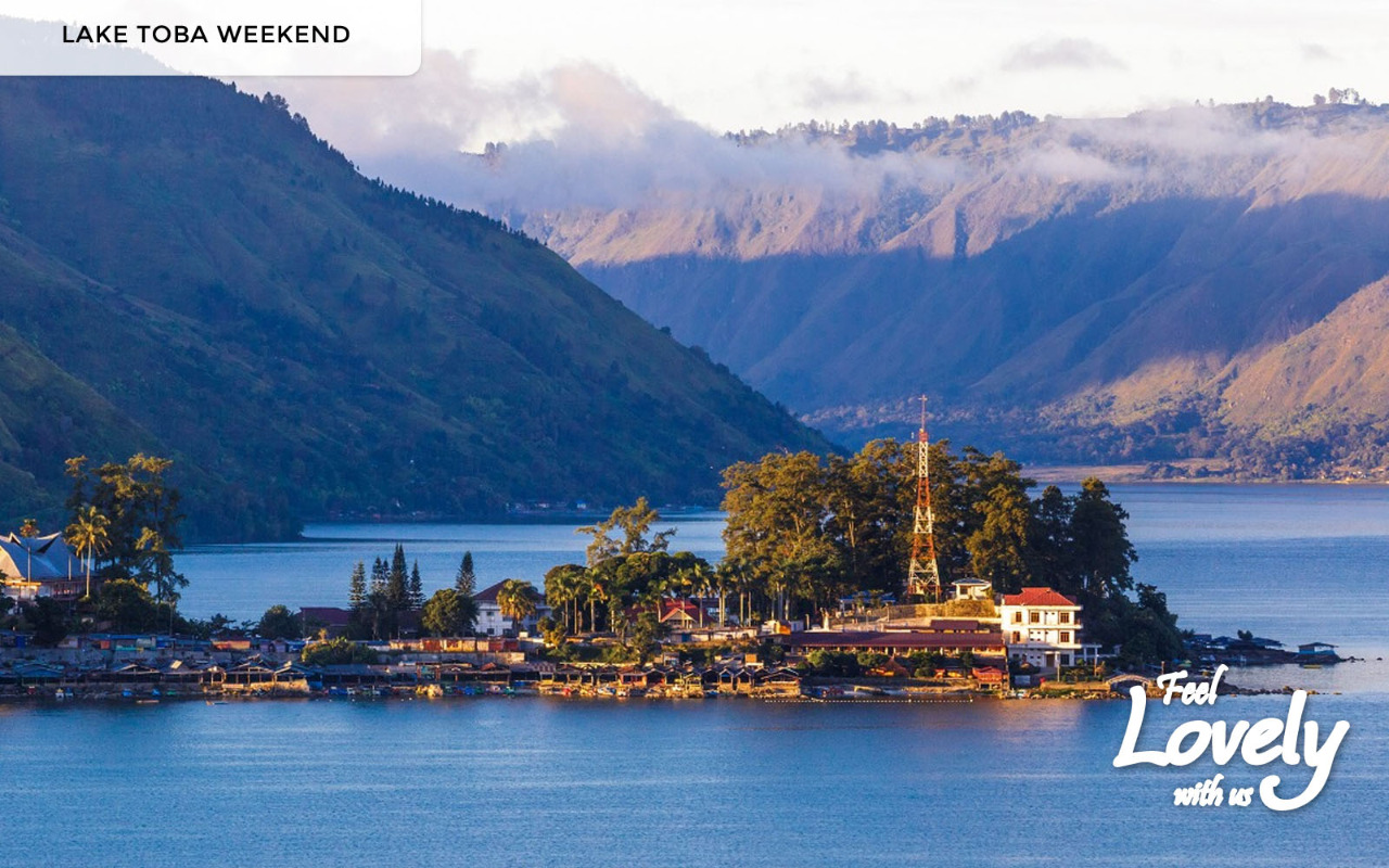 2D1N LAKE TOBA WEEKEND